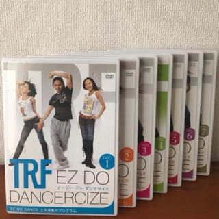 TRF  ダンササイズ  DVD DISC1~7(スポーツ/フィットネス)