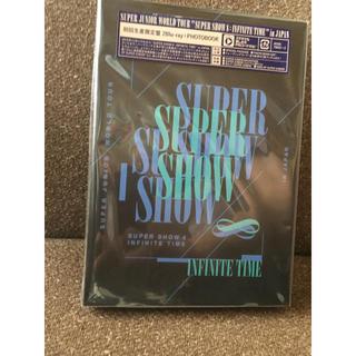 スーパージュニア(SUPER JUNIOR)のsuperjunior supershow8 日本 初回限定版 Blu-ray(ミュージック)