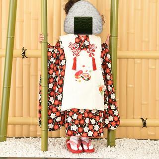 七五三 3歳 着物 女の子(和服/着物)