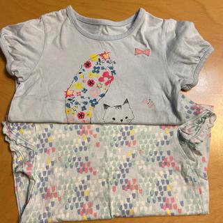 ユニクロ(UNIQLO)のTシャツ2枚セット(Tシャツ/カットソー)