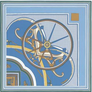 エルメス(Hermes)の試着のみ❣️エルメス カレ ウォッシュ ジョージ ワシントン の 馬車 デタイユ(バンダナ/スカーフ)