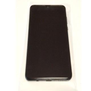 アンドロイド(ANDROID)のHuawei P30 lite ミッドナイトブラック ワイモバイル 初期設定のみ(スマートフォン本体)