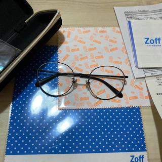 ゾフ(Zoff)の●Zoff×wind and sea●度入りメガネ●サングラス●(サングラス/メガネ)