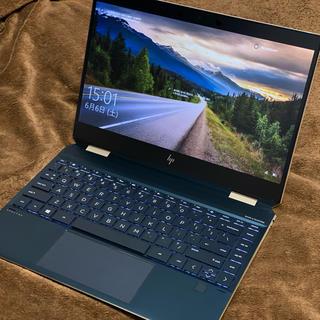 HP - HP Spectre 13 x360 i7 16GB Poseidon Blue