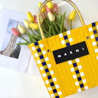 Marni -  カゴバッグマルニ MARNI  ハンドバッグ ピクニック
