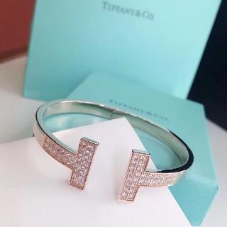 Tiffany & Co. - 素敵❤️ Tiffany 人気 ブレスレット レディース 可愛い