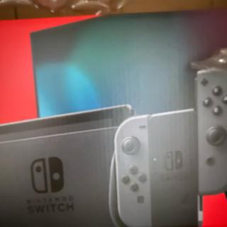 ニンテンドースイッチ(Nintendo Switch)の新品未開封 新モデル NINTENDO SWITCH ニンテンドースイッチ 本体(家庭用ゲーム機本体)