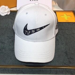 ナイキ(NIKE)の❤決算セール❤ Nike&Dior キャップ 新品(キャップ)