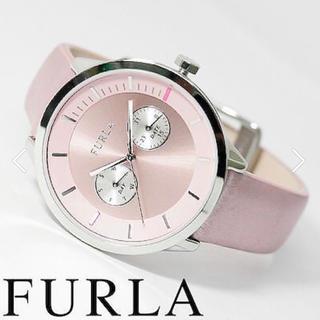 Furla - 箱付き新品★FURLA 定価31,900円 メトロポリス 腕時計 ピンク