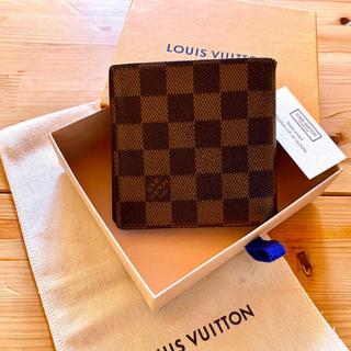 ルイヴィトン(LOUIS VUITTON)のルイヴィトン ダミエ  財布(長財布)