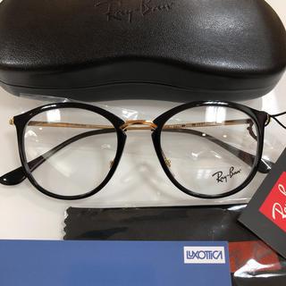 レイバン(Ray-Ban)のレイバン サングラス メガネ RX7140 2000 サイズ51 正規品(サングラス/メガネ)