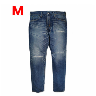 FRAGMENT - ②新品 FRAGMENT × SEQUEL DAMAGE DENIM PANTS