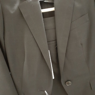 THE SUIT COMPANY - スーツカンパニー チェックスーツ
