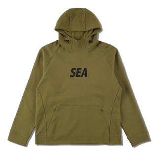 Supreme - 【新品未使用】WIND AND SEA × EVERLAST パーカー