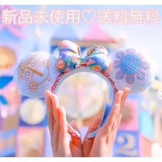 ディズニー(Disney)の即購入OK 新品日本未発売スモールワールド スモワ カチューシャ(カチューシャ)