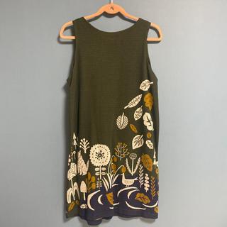 Design Tshirts Store graniph - グラニフ ワンピース