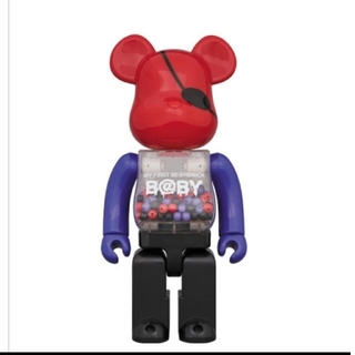 MEDICOM TOY - MY FIRST BE@RBRICK B@BY SECRET Ver.400%
