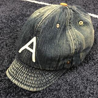 アナクロノーム(anachronorm)のANACHRONORM✕DECHO BEAT INITIAL CAP(キャップ)