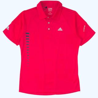 adidas - adidas golf ポロシャツ ピンク Mサイズ ゴルフウェア メンズ
