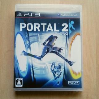 プレイステーション3(PlayStation3)のポータル2 PS3(家庭用ゲームソフト)