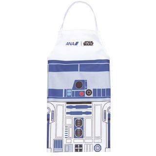 ディズニー(Disney)のANA スターウォーズ R2-D2 エプロン(キャラクターグッズ)