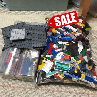 Lego - バラバラのレゴです 値下げ可能 おまけをつけます!