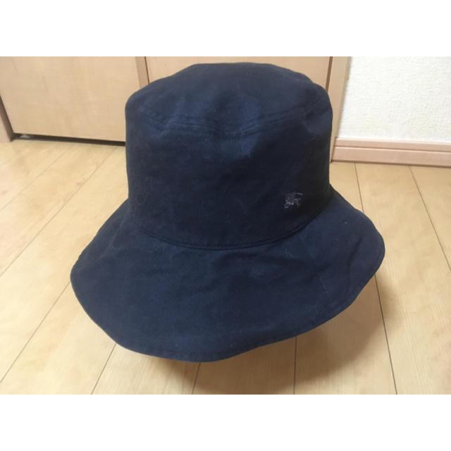 BURBERRY(バーバリー)のBURBERRY リバーシブル ハット帽子 レディースの帽子(ハット)の商品写真