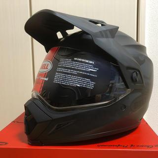 ベル(BELL)の【交渉中】MX-9 アドベンチャー ステルス オフロード ヘルメット バイク用品(ヘルメット/シールド)