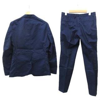 cory様専用 BG コットンスーツ 紺(セットアップ)