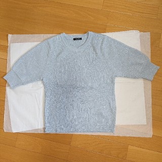 シマムラ(しまむら)のサマーニット(Tシャツ(半袖/袖なし))