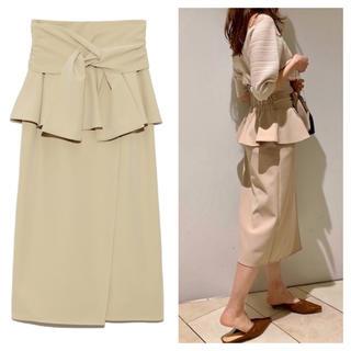 snidel - 新品タグ付き♡ポンチスカート