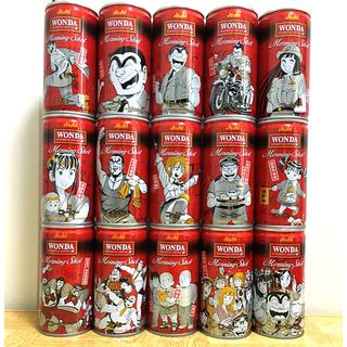 アサヒ(アサヒ)のアサヒ ワンダモーニングショット      ✨WONDA×こち亀缶(全15種)✨(コーヒー)