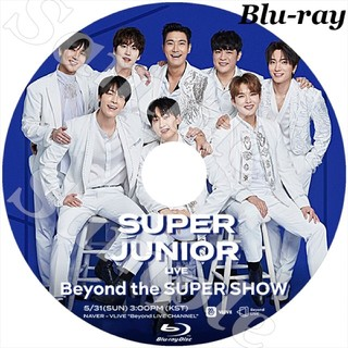 スーパージュニア(SUPER JUNIOR)のSUPER JUNIOR - Beyond LIVE 【Blu-ray】(K-POP/アジア)