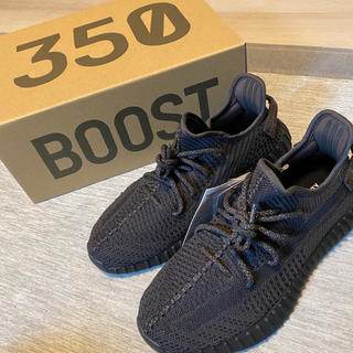 adidas - 新品!アディダス イージーブースト 350 V2 ブラック 26.5 人気