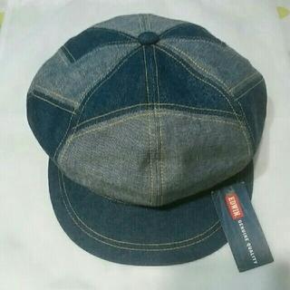 エドウィン(EDWIN)の子供用 帽子 キャスケット(EDWIN) 56cm(帽子)