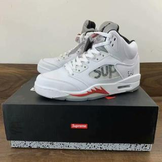 NIKE - 27cm NIKE × Supreme AIR JORDAN 5 RETRO