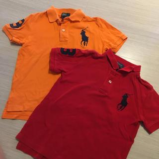ポロラルフローレン(POLO RALPH LAUREN)のラルフローレン  ポロシャツ 6T 120(Tシャツ/カットソー)