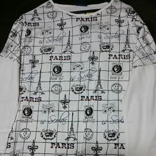 スカラー(ScoLar)のスカラー長袖Tシャツ(Tシャツ(長袖/七分))