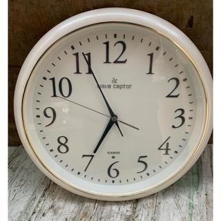 カシオ(CASIO)のカシオ・電波掛時計!ウェーブセプター!(掛時計/柱時計)