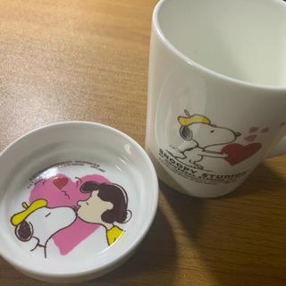 スヌーピー(SNOOPY)のスヌーピー マグカップ(キャラクターグッズ)