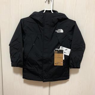THE NORTH FACE - ノースフェイス スクープジャケット 110cm  ブラック