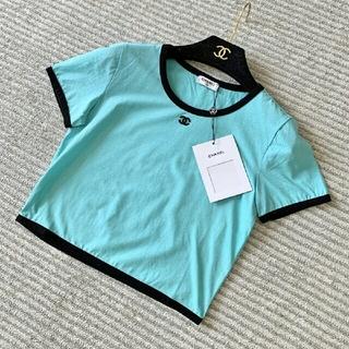 CHANEL - 美品CHANEL  Tシャツ 38