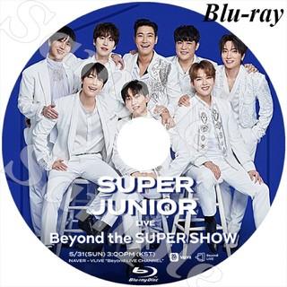 スーパージュニア(SUPER JUNIOR)のSUPER JUNIOR - Beyond LIVE 【Blu-ray】(ミュージック)