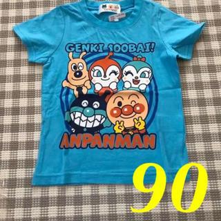 アンパンマン - 新品 アンパンマン シャツ 男の子 90