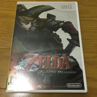 ウィー(Wii)のゼルダの伝説 トワイライトプリンセス(家庭用ゲームソフト)