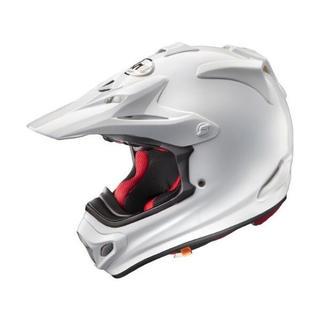 アライ バイクヘルメット オフロード V-CROSS4 ホワイト XS (ヘルメット/シールド)