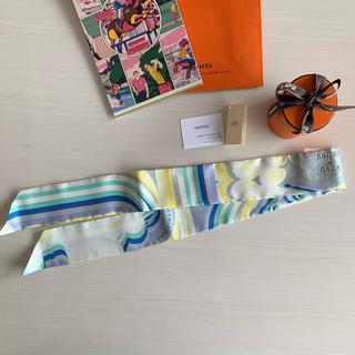 エルメス(Hermes)の2020新作春夏 エルメス ツイリー(バンダナ/スカーフ)