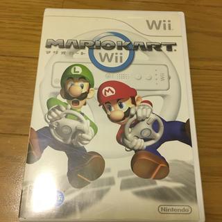 ウィー(Wii)のマリオカートWii(家庭用ゲームソフト)
