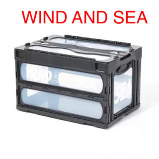 WIND AND SEA SEA CONTAINER BOX