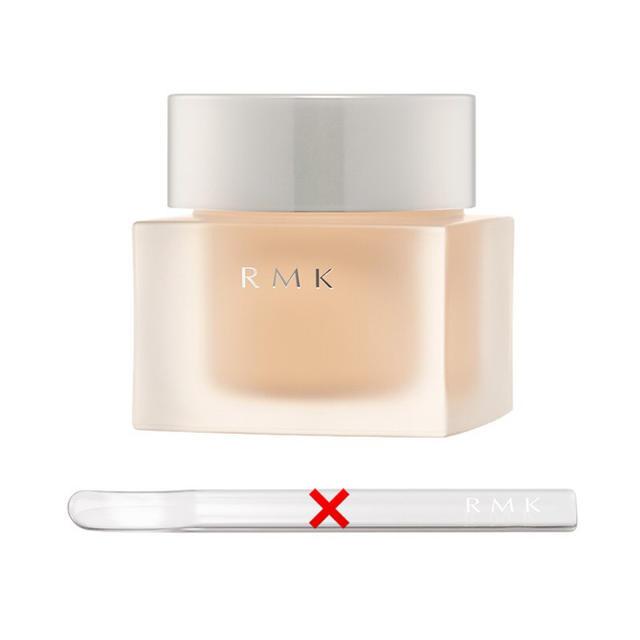 RMK(アールエムケー)の201 RMK アールエムケー クリーミィファンデーション EX コスメ/美容のベースメイク/化粧品(ファンデーション)の商品写真